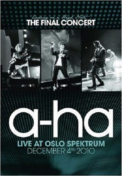 a-ha 合唱團-Theatre of Death-Live At Hammersmith 2009 / 終幕演唱會 (藍光影碟)