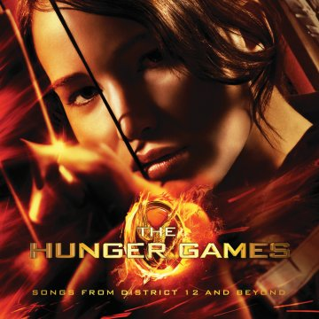 原聲帶-The Hunger Games: Songs from District 12 and Beyond / 飢餓遊戲