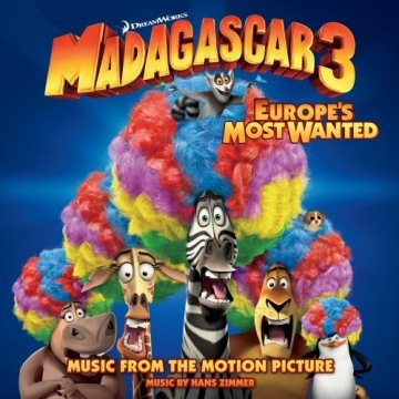 Madagascar 3: Europe's Most Wanted / 馬達加斯加 3:歐洲大圍捕