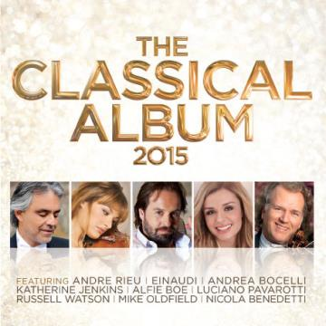 合輯-The Classical Album 2015 / 白金天碟2015 (2CD精選)