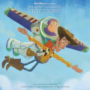 合輯-Walt Disney Records The Legacy Collection: Toy Story / 玩具總動員雙碟精選