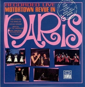 合輯-Motortown Revue in Paris: Super Deluxe Edition / 摩城巴黎秀 (歐洲進口2CD豪華版)