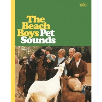 海灘男孩合唱團-Pet Sounds - 50th Anniversary Super Deluxe Edition / 寵物之聲 (4CD+Blu-Ray Disc / 50週年4CD+Blu-Ray Disc書冊精裝限定版)