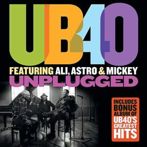 UB40-Unplugged & Greatest Hits / 原音重現+名曲精選 (2CD)
