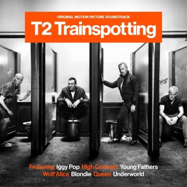 原聲帶(O.S.T.)-T2 Trainspotting / 猜火車2