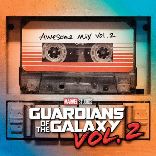 原聲帶-Guardians of the Galaxy Vol. 2: Awesome Mix Vol. 2 / 星際異攻隊2