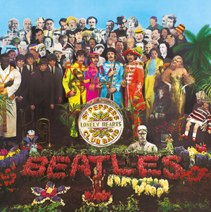 Sgt. Pepper's Lonely Hearts Club Band 2CD Deluxe Edition / 比伯軍曹寂寞芳心俱樂部50周年發行紀念版2CD (2017全新數位化錄製)