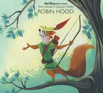 合輯-Walt Disney Records The Legacy Collection: Robin Hood 2CD / 羅賓漢 雙碟精選