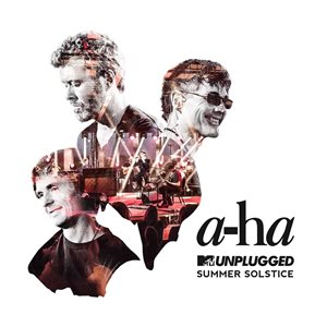a-ha 合唱團-MTV Unplugged - Summer Solstice 2CD / 2017 MTV不插電演唱會2CD