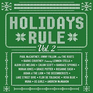 合輯-Christmas Rules Vol.2 / 佳節禮讚Vol.2