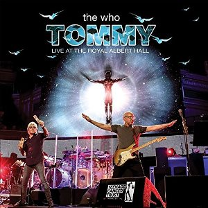 Tommy Live At The Royal Albert Hall 2CD / 湯米 2017皇家亞伯廳現場演唱2CD