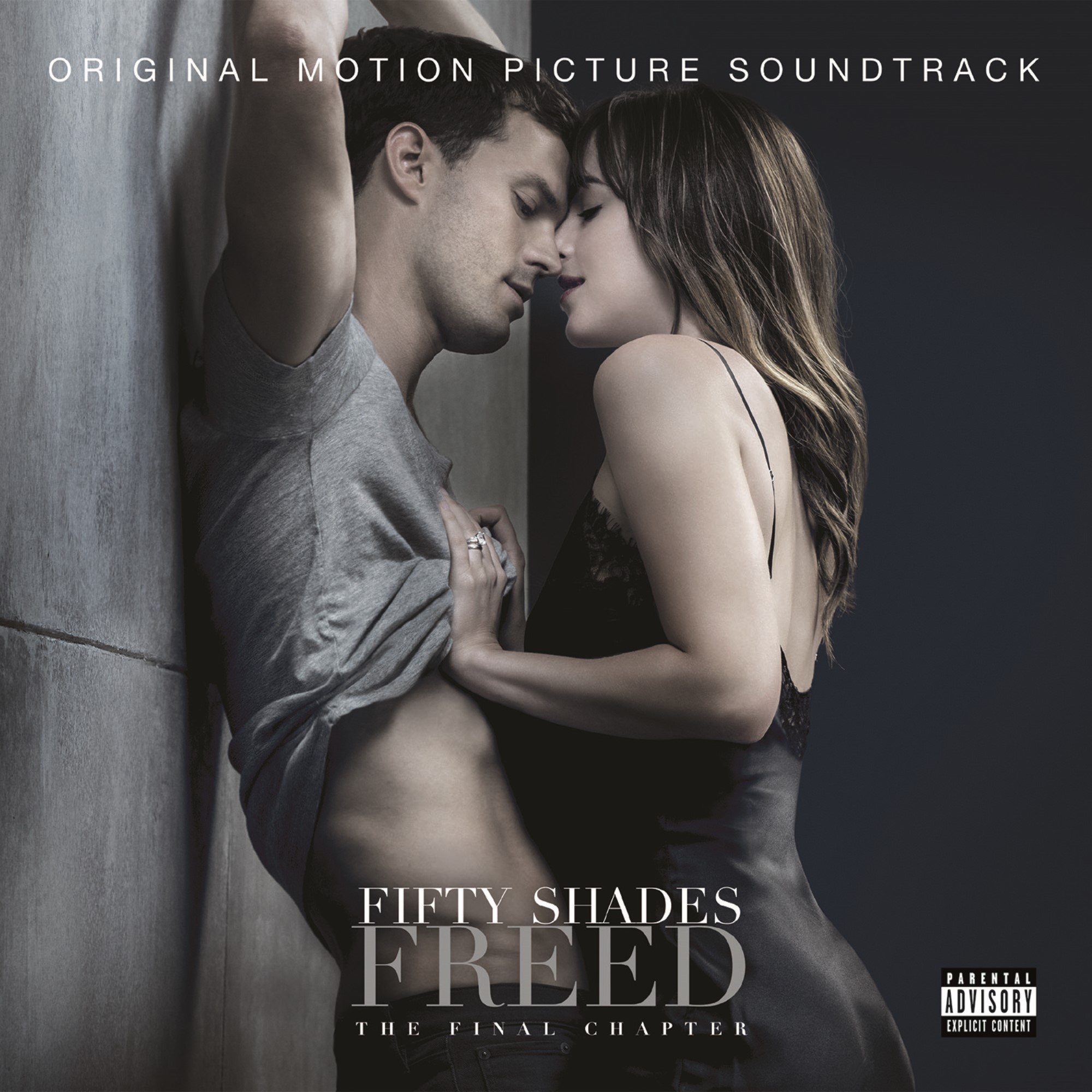 原聲帶-Fifty Shades Freed / 格雷的五十道陰影:自由