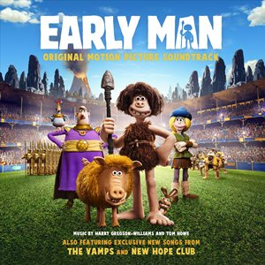 EARLY MAN 石器小英雄