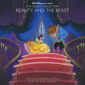 Walt Disney Records The Legacy Collection: Beauty And The Beast 2CD / 美女與野獸雙碟精選2CD