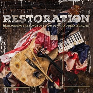 艾爾頓強-翻玩金選2 / RESTORATION: REIMAGINING THE SONGS OF ELTON JOHN AND BERNIE TAUPIN