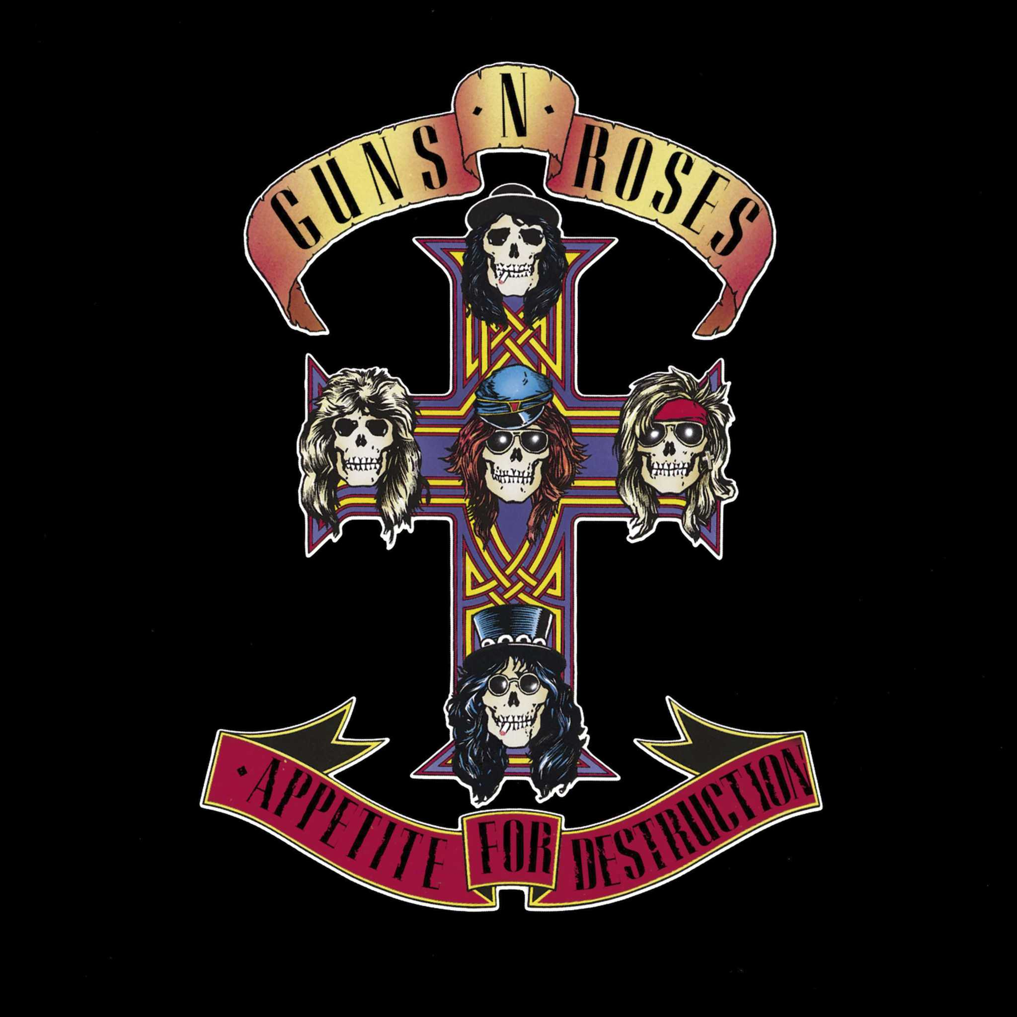 槍與玫瑰合唱團-毀滅慾:全面出擊 訪華特典 / Guns N' Roses – Appetite For Destruction: Locked N' Loaded (Remastered)