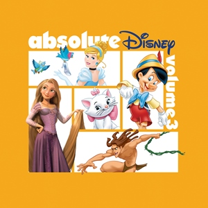 合輯-絕對迪士尼Vol.3 / Absolute Disney: Volume 3