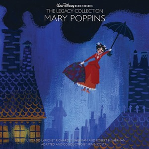 合輯-歡樂滿人間 傳奇經典(3CD) / Walt Disney Records The Legacy Collection: Mary Poppins 3CD