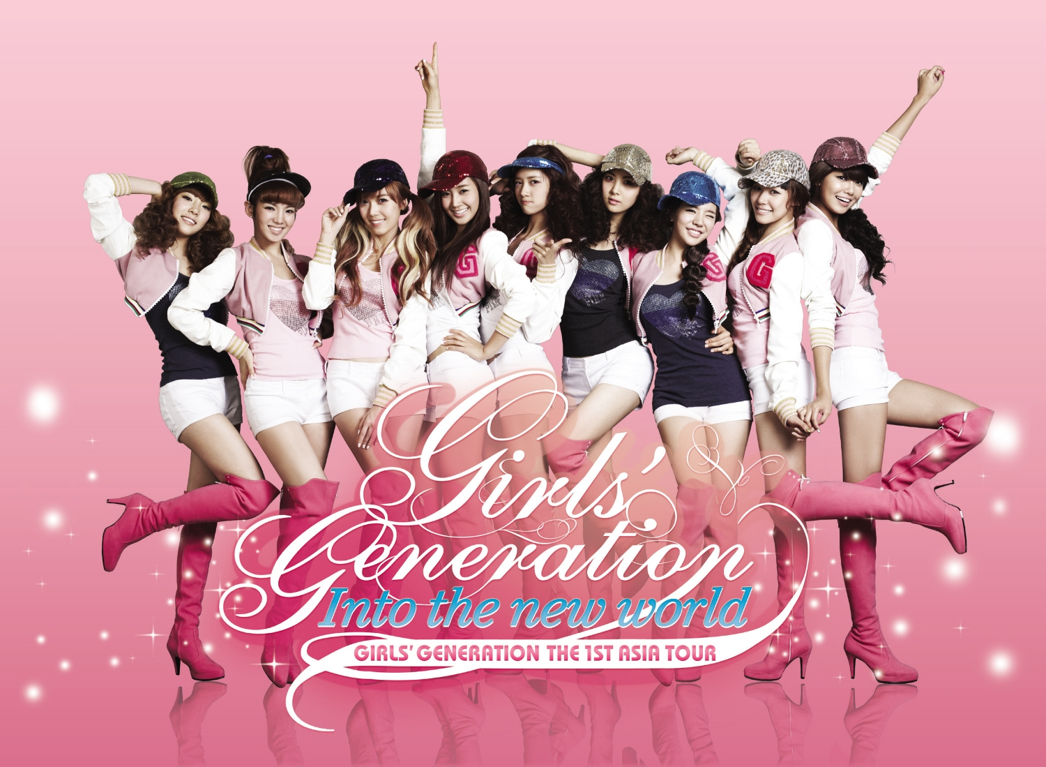 少女時代-In to the new world GIRLS'GENERATION THE 1ST ASIA TOUR LIVE