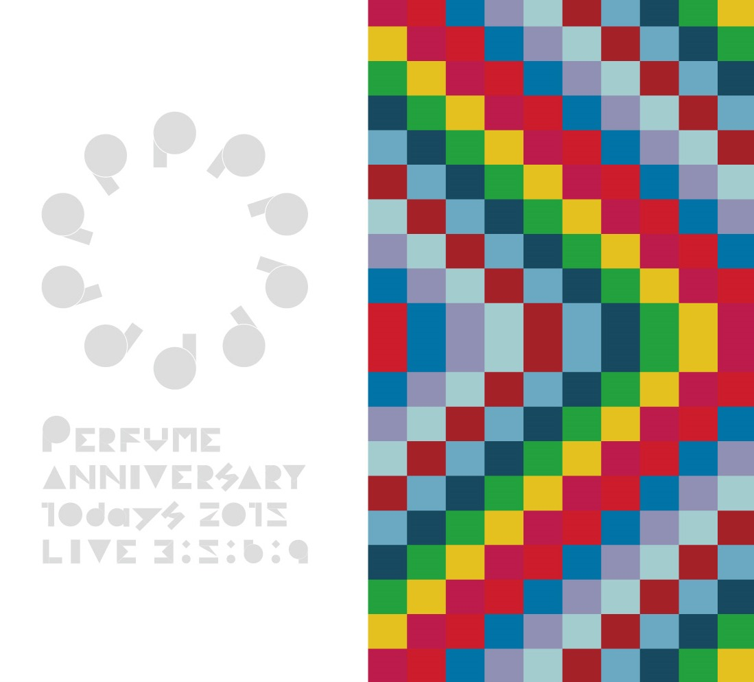 Perfume-Perfume Anniversary 10days 2015 PPPPPPPPPP「LIVE 3:5:6:9」(初回限定盤) 2DVD
