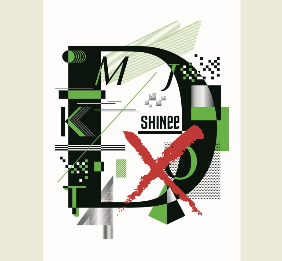 SHINee-DxDxD  CD+DVD初回盤
