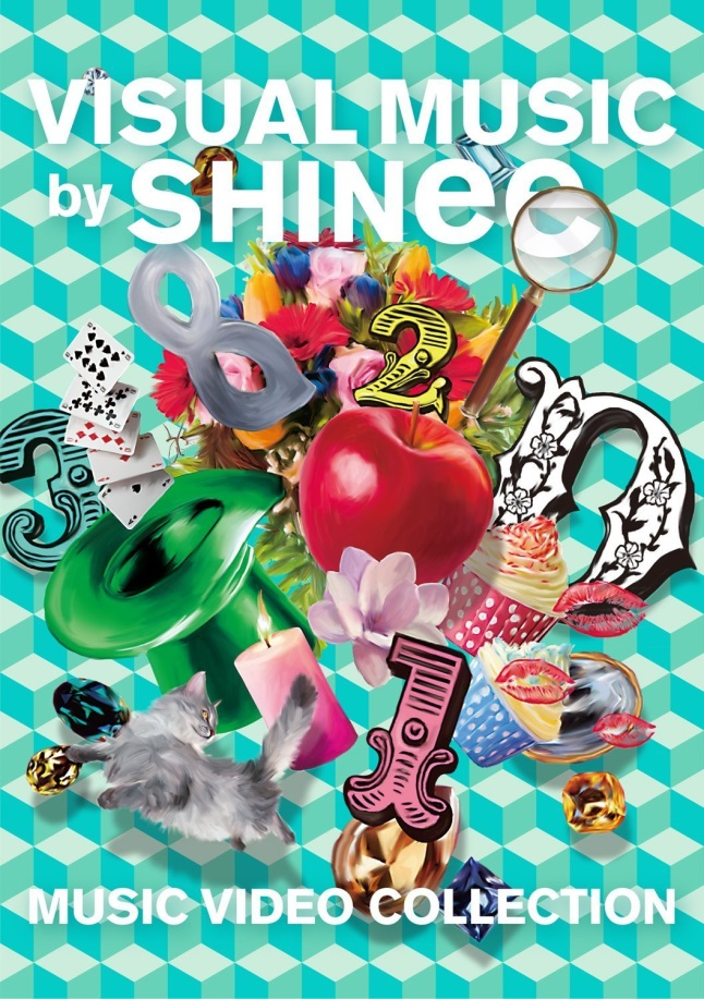 SHINee-VISUAL MUSIC by SHINee ~ music video collection~