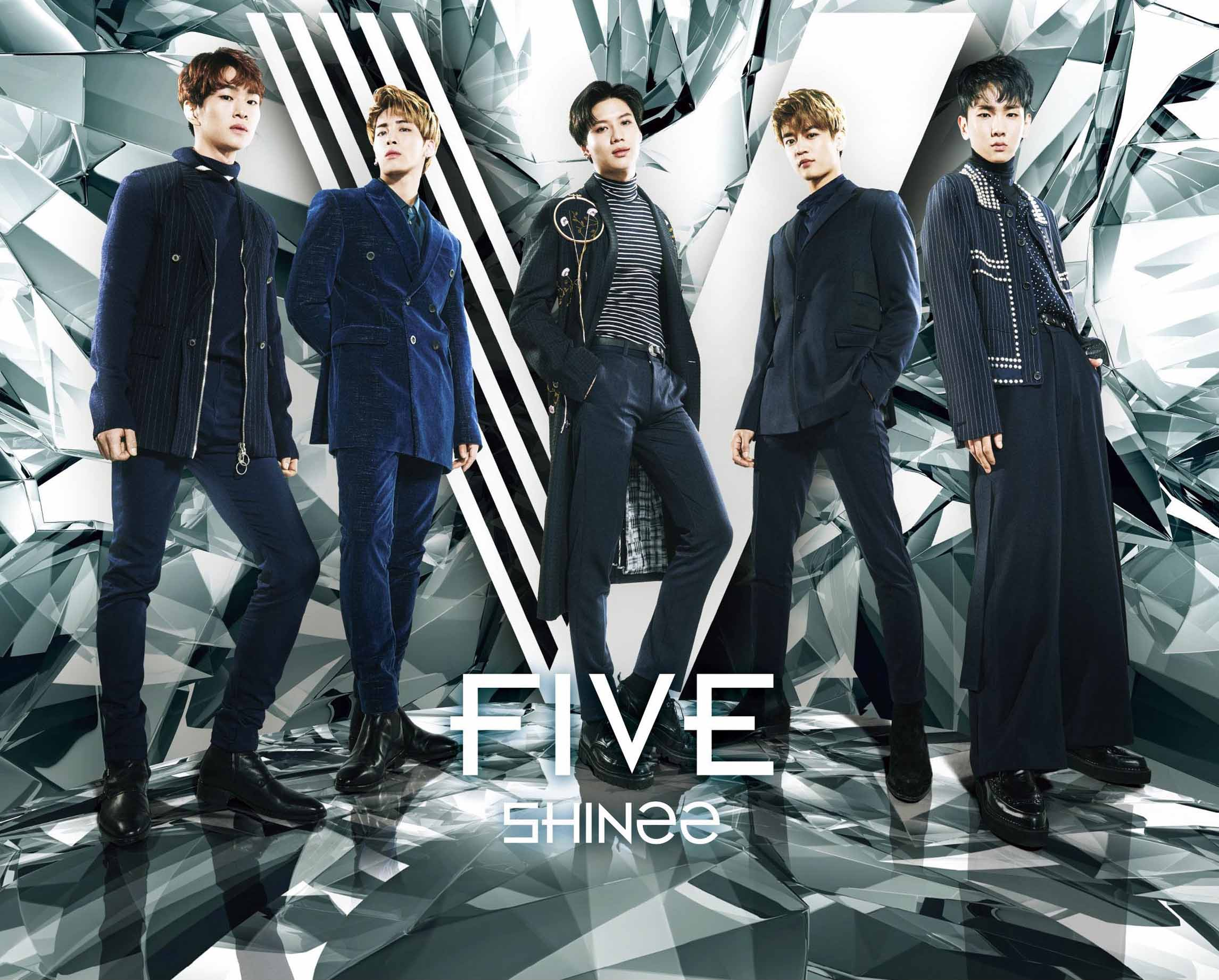 SHINee-Five《CD+DVD》