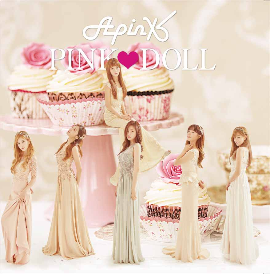 Apink-Pink Doll《CD+DVD》