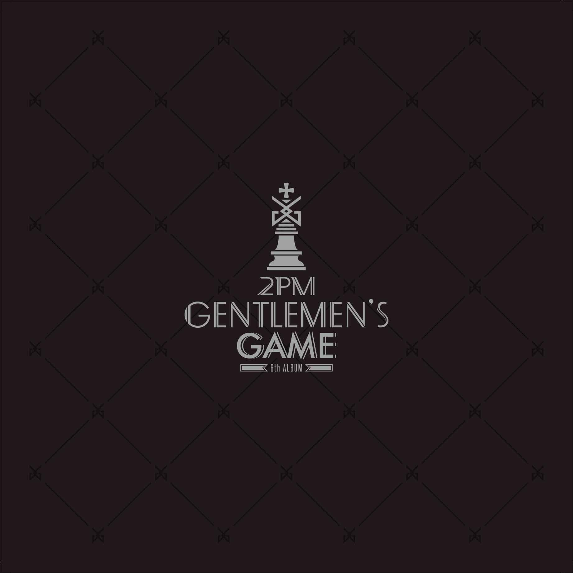 2PM-第六張正規專輯 GENTLEMEN'S GAME《CD+DVD》