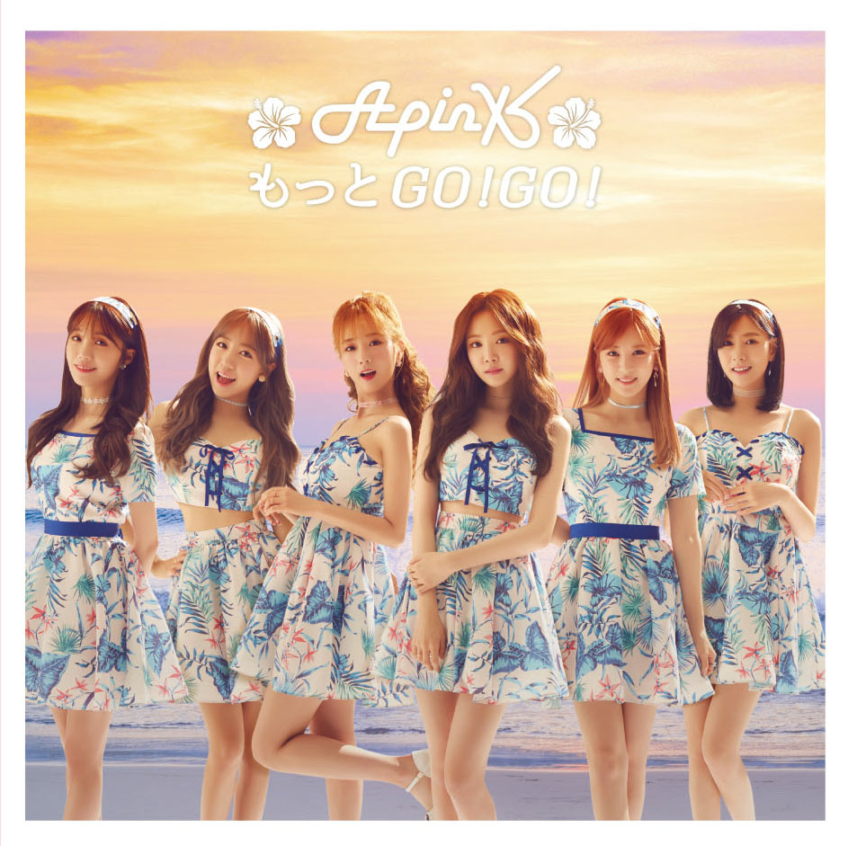 Apink-努力 GO! GO!《CD+DVD》