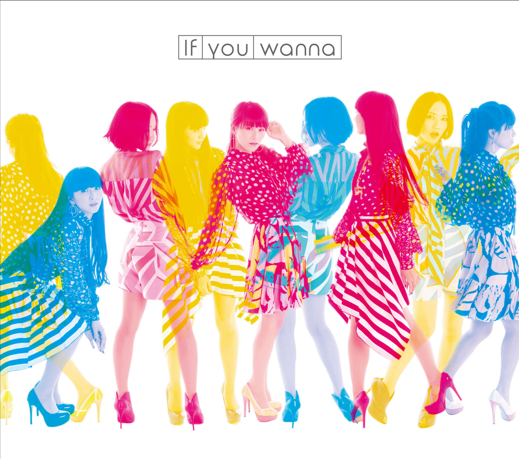Perfume-If you wanna《CD+DVD 完全生產限定盤》