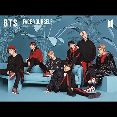 防彈少年團(BTS)-FACE YOURSELF  (CD+PHOTOBOOK豪華盤)