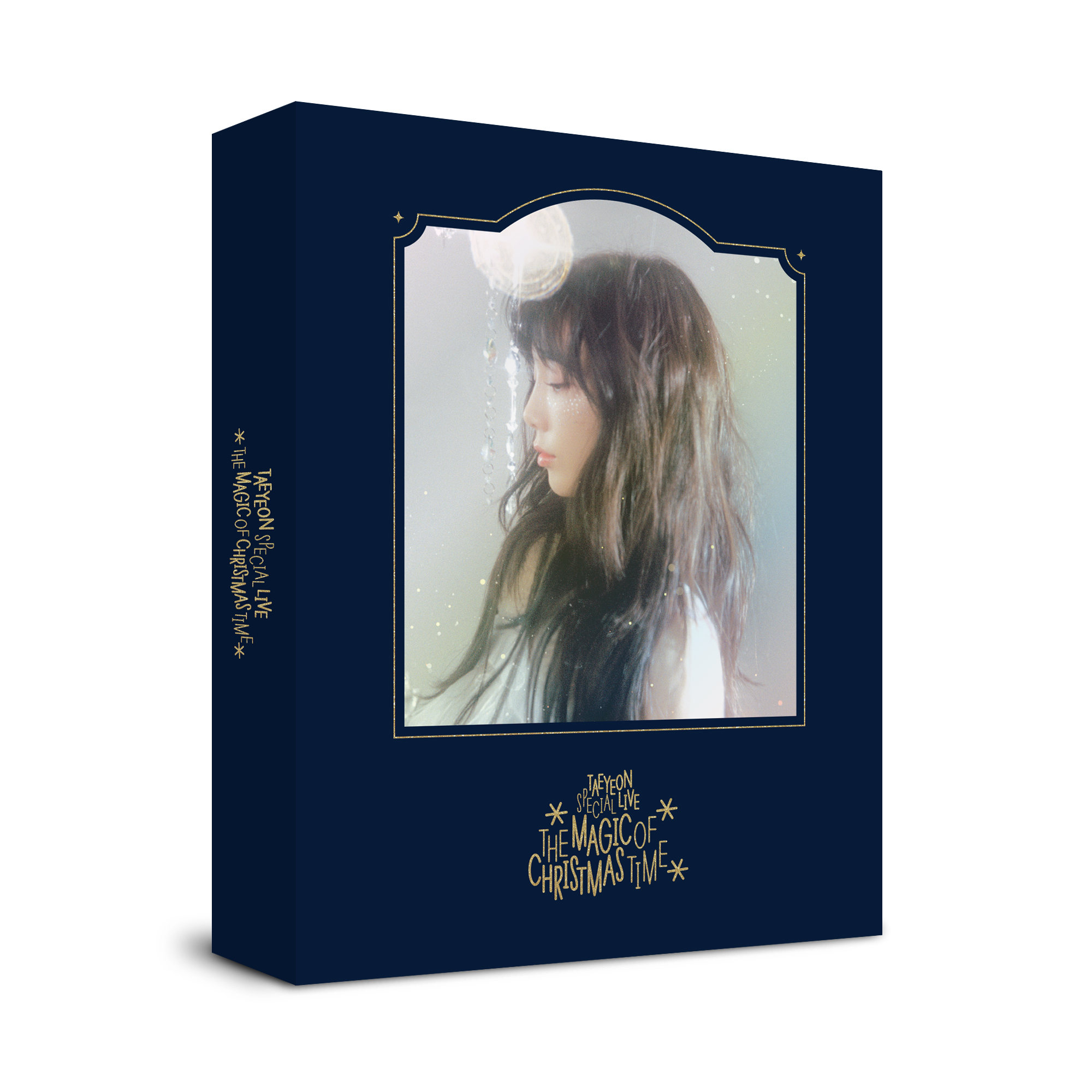 TAEYEON SPECIAL LIVE [THE MAGIC OF CHRISTMAS TIME] 豪華盤2DVD