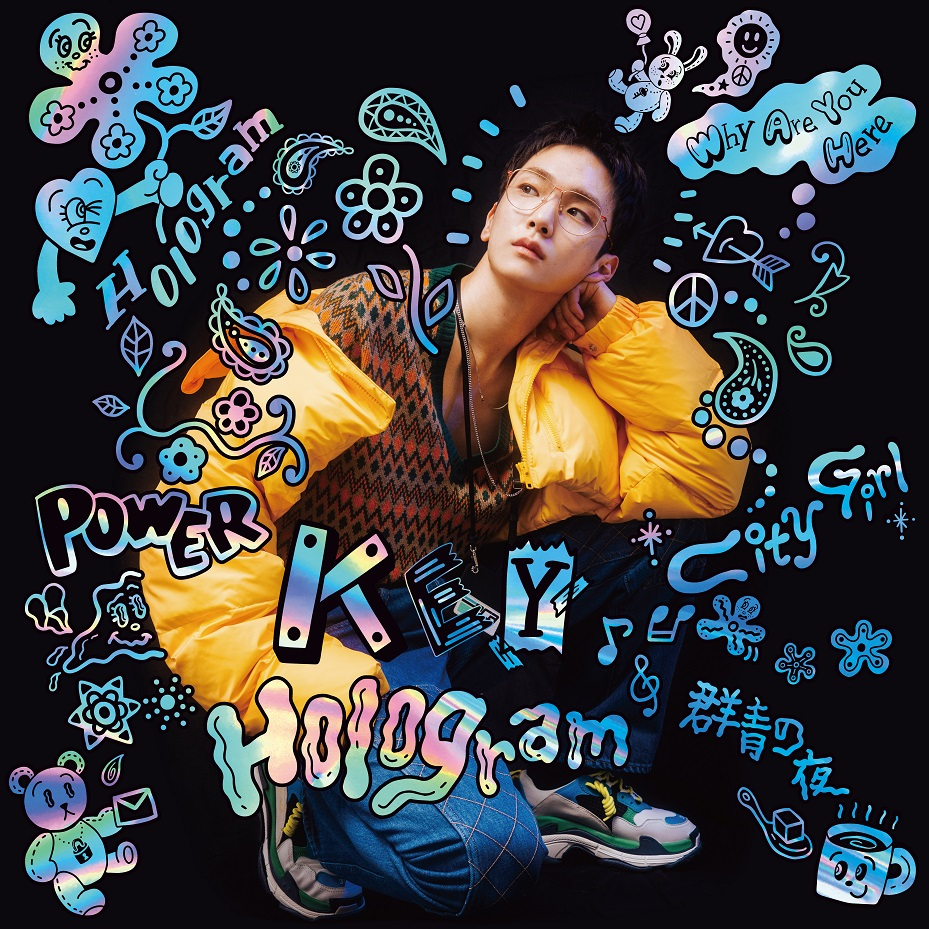 Hologram LIMITED EDITION 豪華盤 CD+DVD