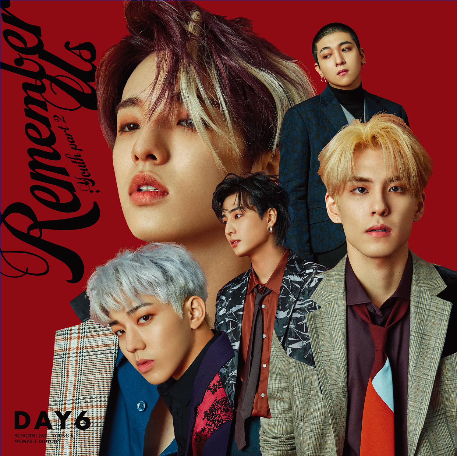 DAY6-Remember Us:Youth Part 2 獨家精華盤